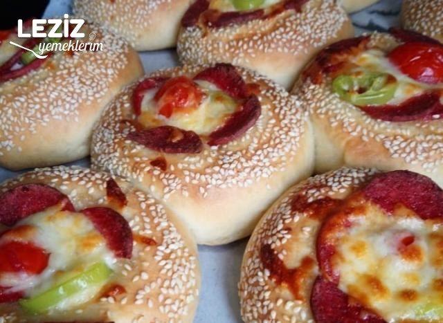 Nefis Pizza Poğaça