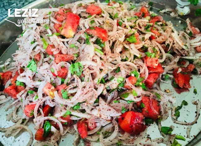 Kebap Salatası