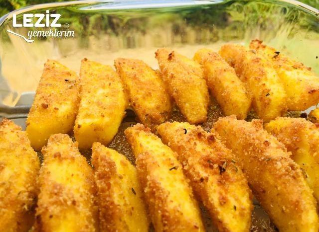 Elma Dilimi Altın Patates