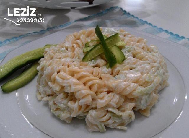 Makarna Salatası (Harika Lezzet)