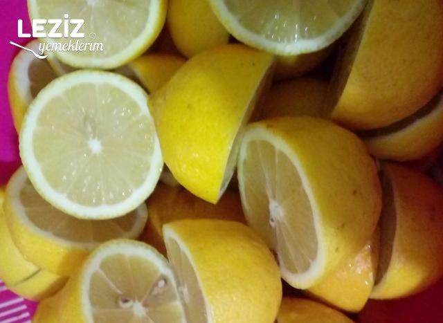 Buzdolabında Limon Nasıl Saklanır