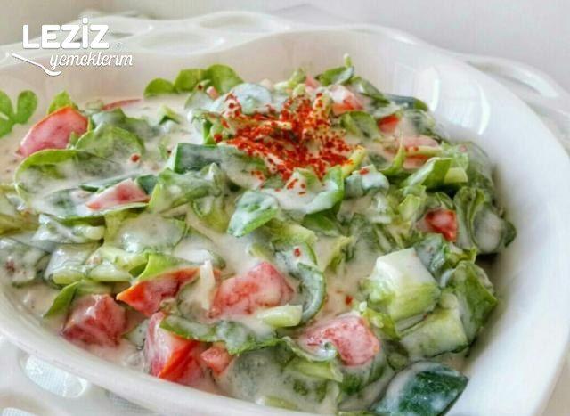 Semizotlu Salata (Ferahlatıcı Yaz Salatası)