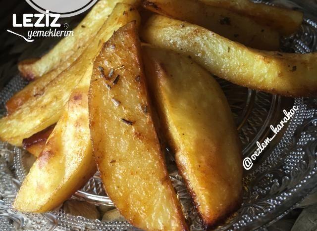 Fırında Baharatlı Nefis Patates