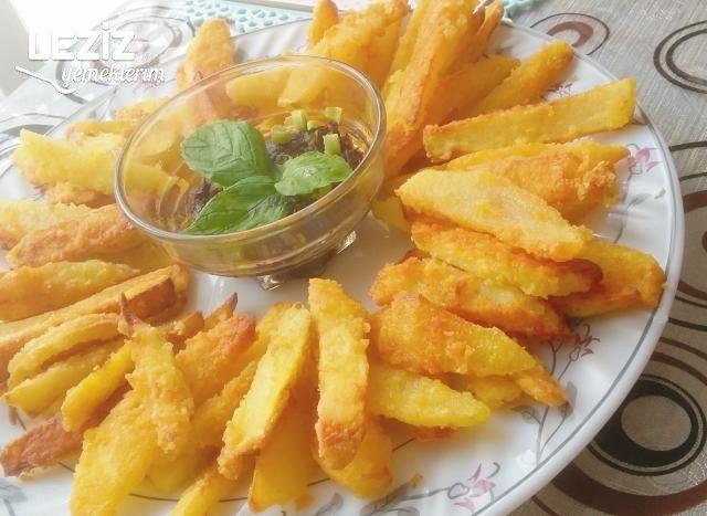 Unlu Patates Kızartması