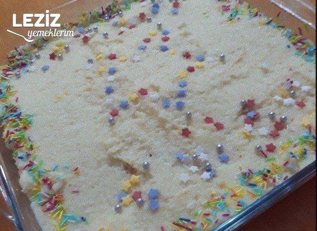 Karlı Pasta Tarifi