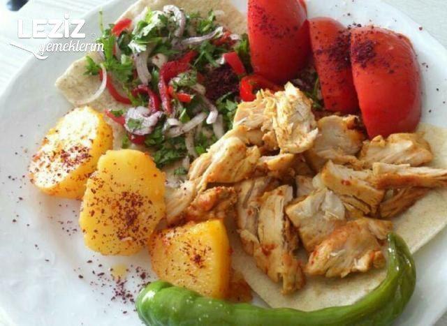 Pratik Tavuk Kebabı