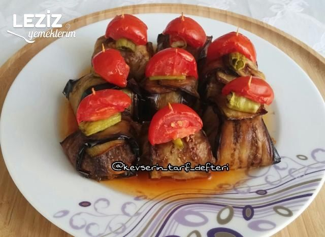 Nefis İslim Kebabı Tarifi