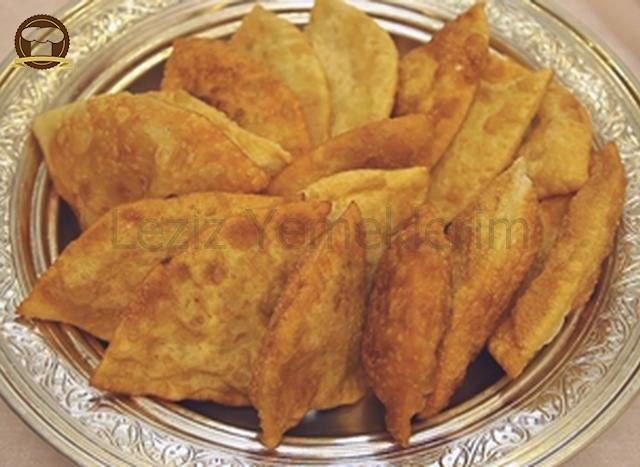 Pirinçli Börek