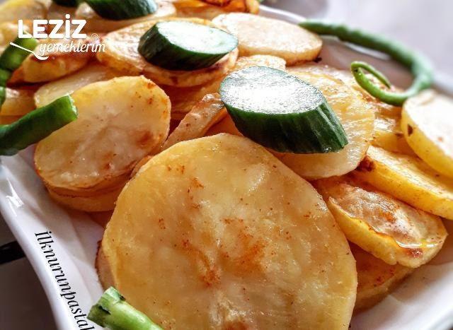 Fırında Lokum Patates