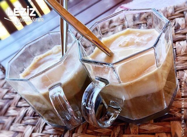 Affogato Soğuk Kahve Tarifi