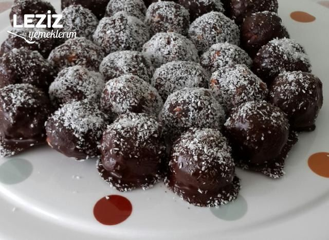Nefis Çikolatalı Toplar