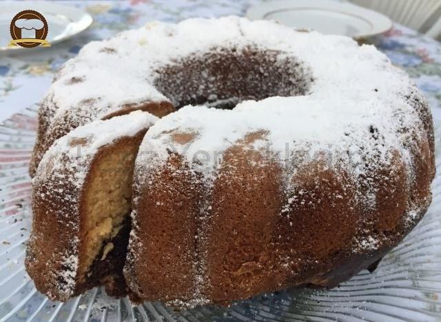 Kakao Karışımlı Kek