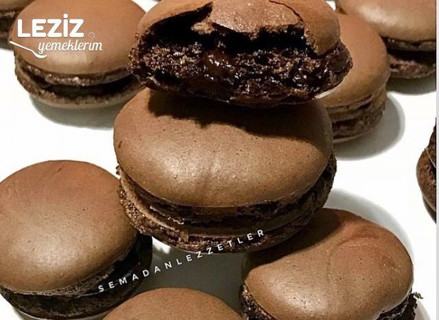 Garanti Tutan Çikolatalı Makaron