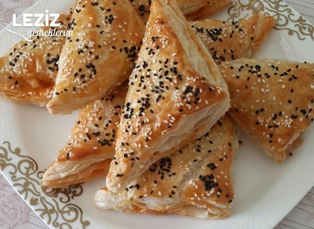Milföy Hamurundan Paçanga Böreği