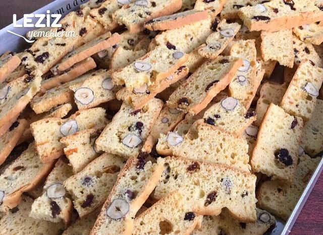 Pastane Usulu Selanik Gevreği