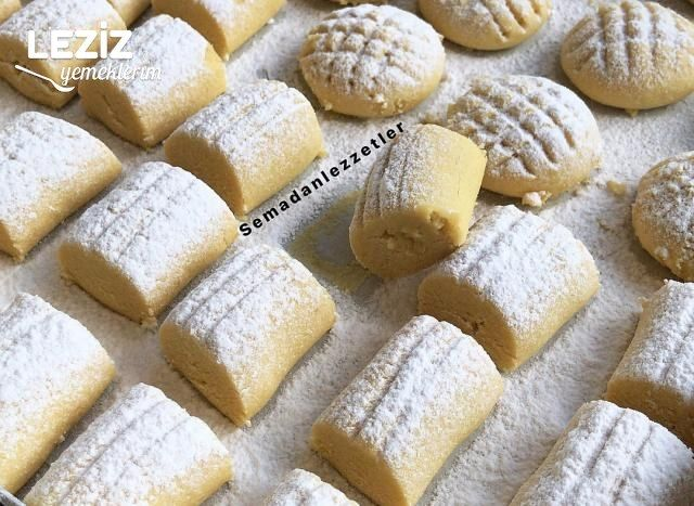 Orjinal Pastane Usulu Un Kurabiyesi