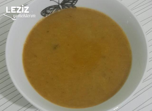 Pirinçli Sebze Türlüsü Çorbası
