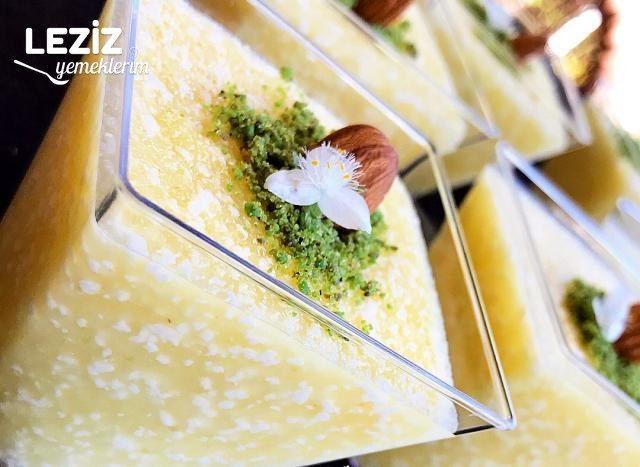 Höşmerim (Peynirli Tatlısı)