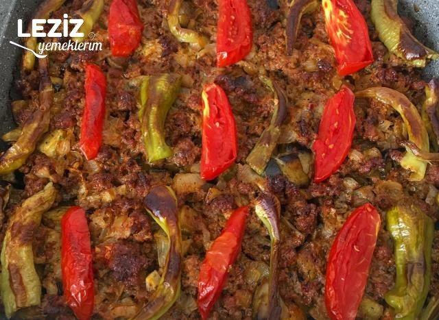 Patlıcan Musakka (Orijinal Tarif - Lezzet)