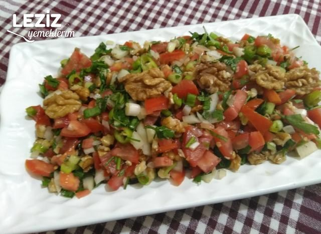 Nefis Gavurdağı Salatası