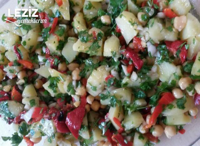 Patatesli Kapya Biberli Nefis Salata