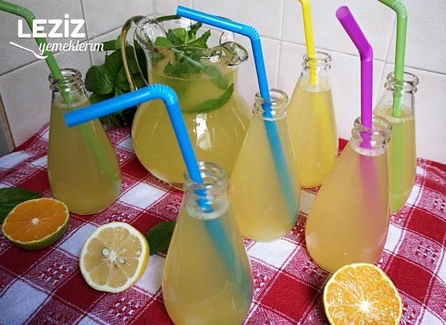 Mandalina Limonatası
