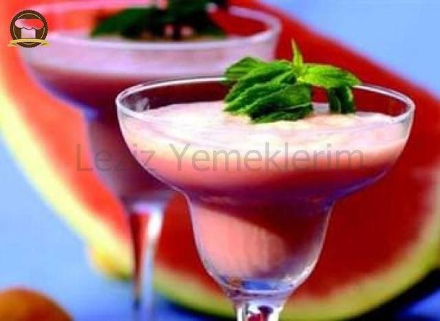 Dondurmalı Meyve Suyu