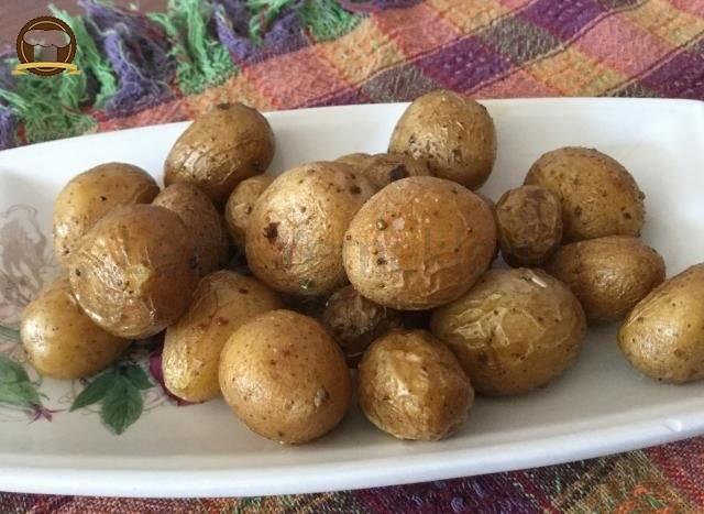 Tavada Bebek Patates