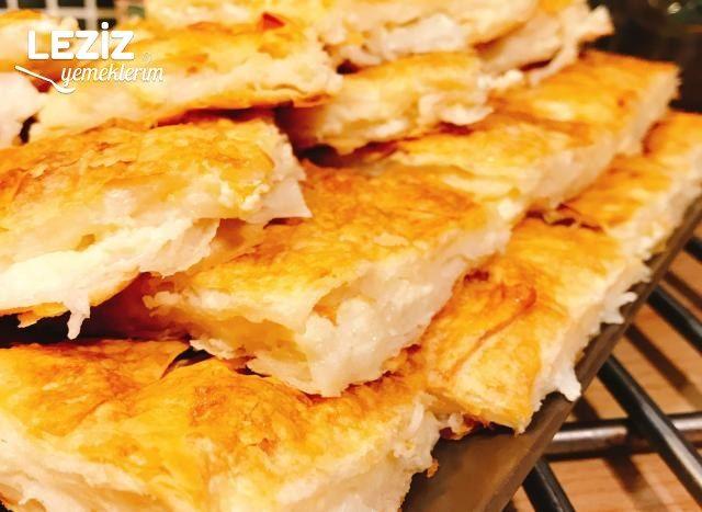 Yalancı Peynirli Su Böreği