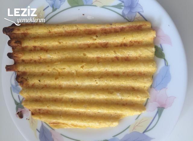 Bebekler İçin Patates Tostu