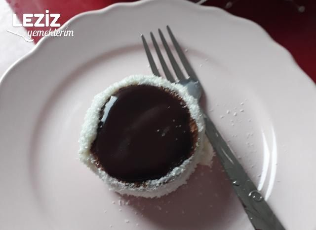 Bisküvili İmam Sarığı Pastası