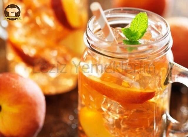 Meyveli Soğuk Çay