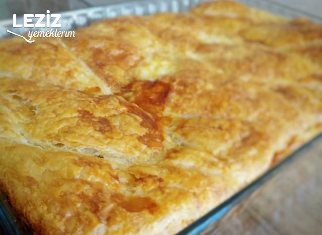 Çıtır Milföy Böreği
