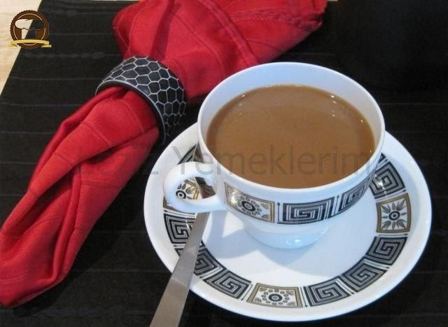 Sütlü Kahve (Şekerli)