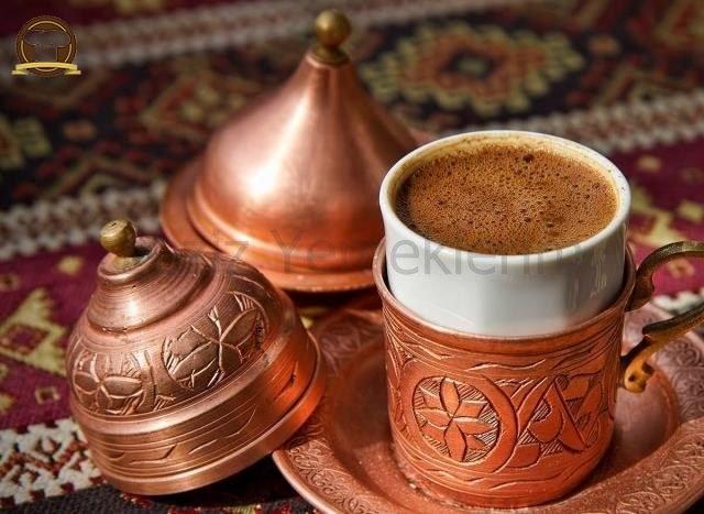 Türk Kahvesi (Şekerli)