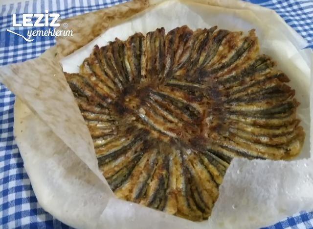 Kokusuz Yağ Sıçratmadan Yağlı Kağıtta Hamsi Tava Tarifi