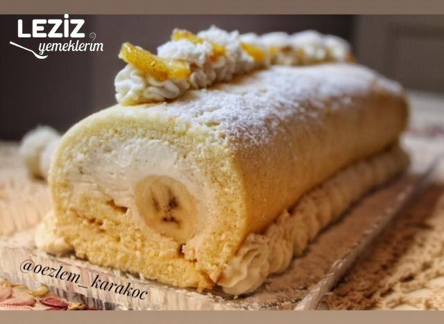 Muzlu Rulo Pasta (Çok Pratik)