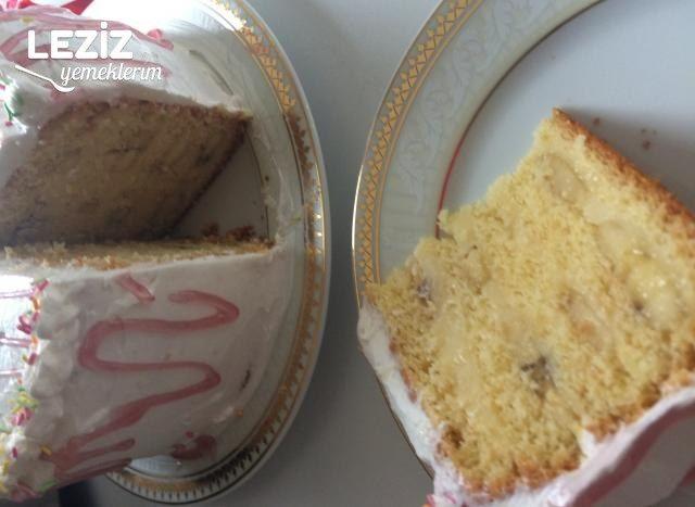 Muzlu Yaş Pasta Nasıl Yapılır