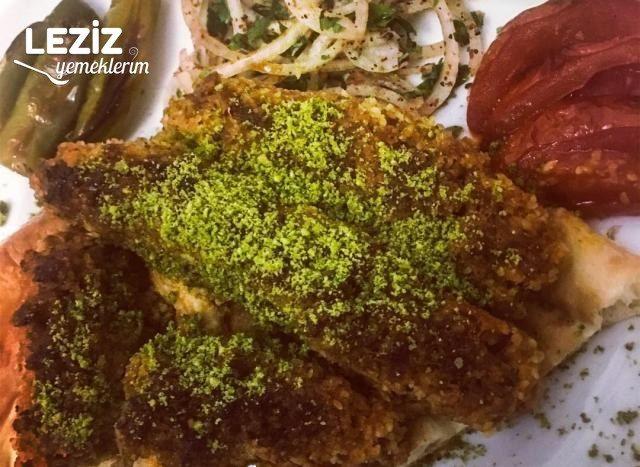 Fıstıklı Simit Kebabı
