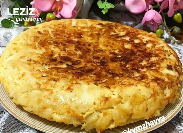 Tavada Nefis Makarnalı Börek (Su Böreği Tadında)