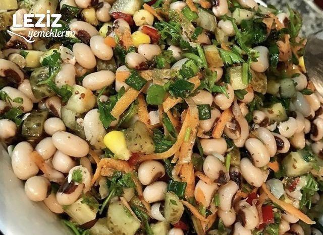 Çok Sağlıklı Börülce Salatası