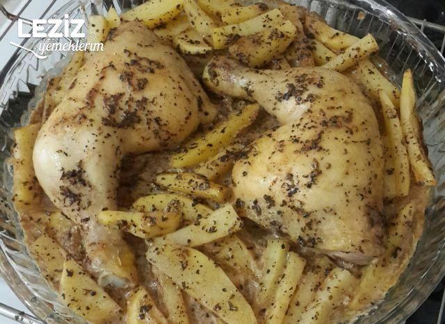 Fırında Tavuk Tandır