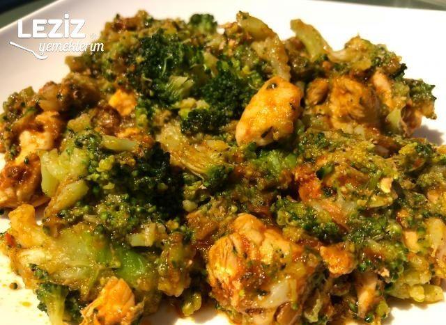Brokolili Tavuk Tarifi