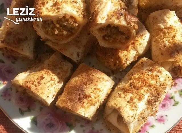 Bulgurlu Börek  (İçli Köfte Tadında)