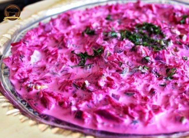 Pancarlı Lahana  Salatası