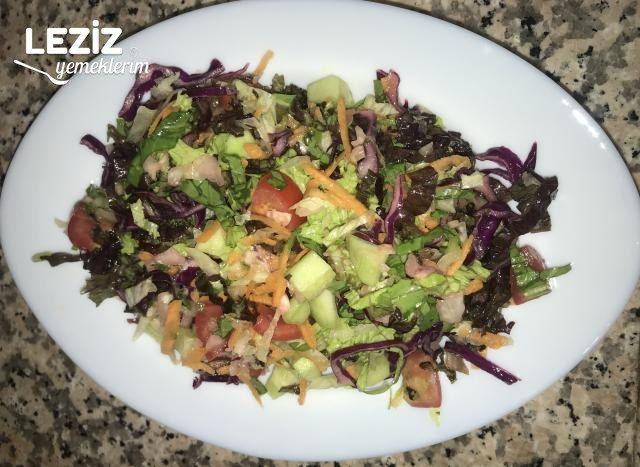 Karışık Salata (Tam Ölçü)