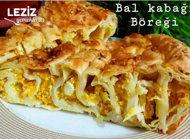 Bal Kabağı Böreği (Nefis Mi Nefis)