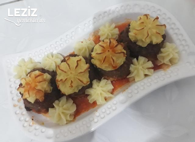 Patates Püreli Köfte