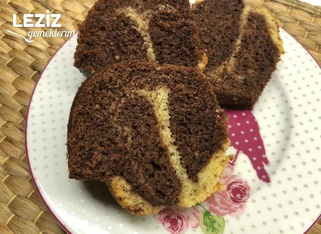 Yumuşacık Mermer Kek