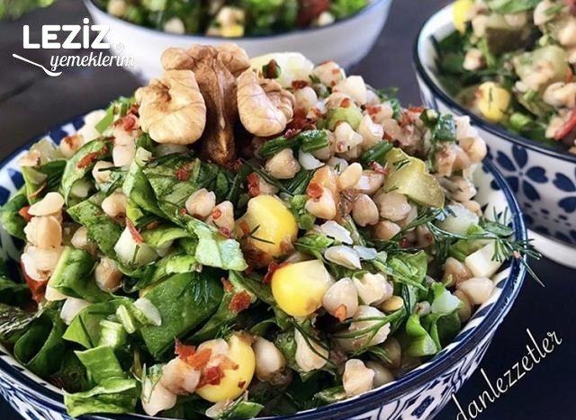 Çok Faydalı Karabuğday Salatası